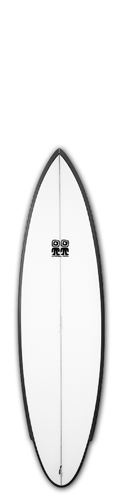 CAMPBELL-EWINGMERK CAMPBELL BROTHERS SURFBOARDS