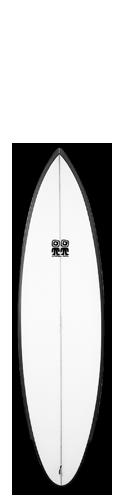 CAMPBELL-EWINGMERK CAMPBELL BROTHERS SURFBOARDS