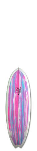 DEADKOOKS-GHOSTFIRE DEAD KOOKS SURFBOARDS