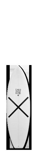 DEADKOOKS-GRAVELPIT DEAD KOOKS SURFBOARDS