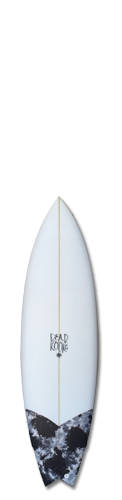 DEADKOOKS-MADBALL DEAD KOOKS SURFBOARDS
