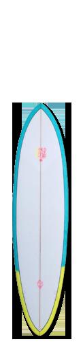DEADKOOKS-SALTY DEAD KOOKS SURFBOARDS