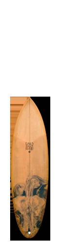DEADKOOKS-SNAPBACK DEAD KOOKS SURFBOARDS