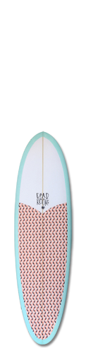 DEADKOOKS-STUBBY DEAD KOOKS SURFBOARDS