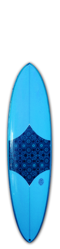 NEALPURCHASE-BLUECHATEAU NEAL PURCHASE JNR SURFBOARDS