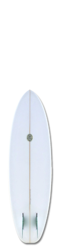 NEALPURCHASE-DUO-FINS NEAL PURCHASE JNR SURFBOARDS