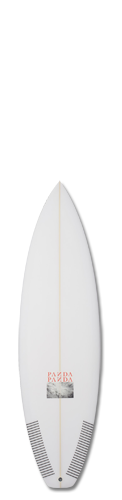 PANDA-THESWEETLEAF PANDA SURFBOARDS