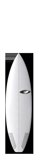 SHARPEYE-HOLYTOLEDO SHARPEYE SURFBOARDS