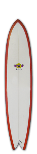 THIRDWORLDEXOTIC-BIGSWALLOW THIRD WORLD EXOTIC SURFBOARDS
