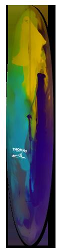 THOMASBEXON-TUGU THOMAS BEXON SURFBOARDS