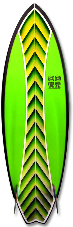 CAMPBELL-ALPHAOMEGA CAMPBELL BROTHERS SURFBOARDS