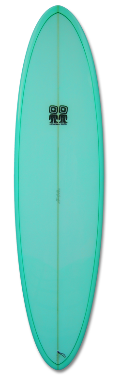 CAMPBELL-EGG  CAMPBELL BROTHERS SURFBOARDS