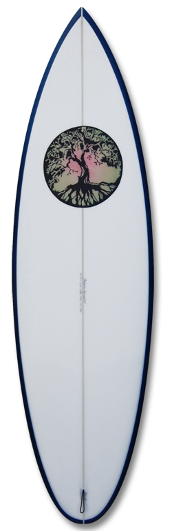 CAMPBELL-MINIMERK CAMPBELL BROTHERS SURFBOARDS