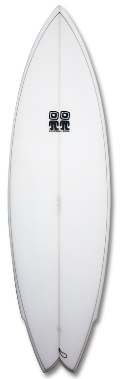 CAMPBELL-OCTAMERK CAMPBELL BROTHERS SURFBOARDS