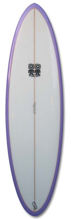 CAMPBELL-POD CAMPBELL BROTHERS SURFBOARDS