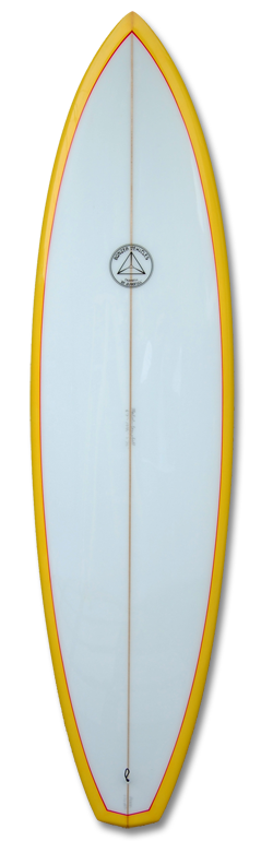 CAMPBELL-RUSSSHORT CAMPBELL BROTHERS SURFBOARDS