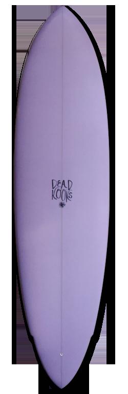 DEADKOOKS-HELLHOUND DEAD KOOKS SURFBOARDS