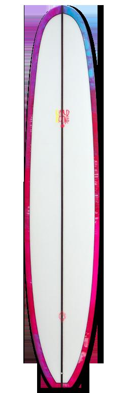 DEADKOOKS-NAUSEA DEAD KOOKS SURFBOARDS