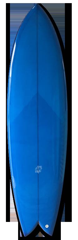 DEADKOOKS-RATTLESNAKE DEAD KOOKS SURFBOARDS