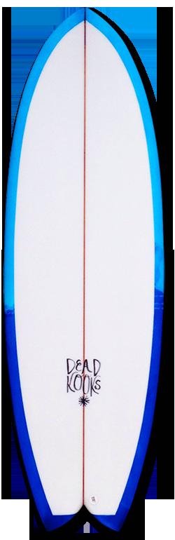 DEADKOOKS-RICHESTW DEAD KOOKS SURFBOARDS
