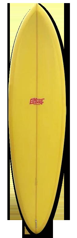ELMORE-RAVEN ELMORE SURFBOARDS