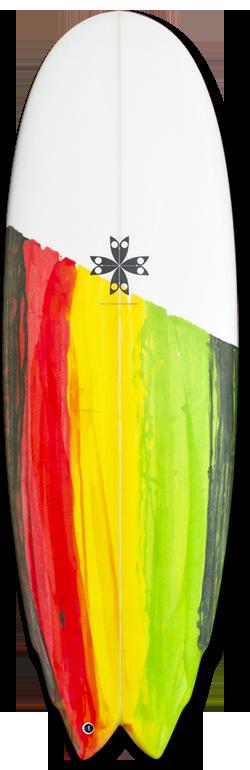 FITZGERALD-LOVEBOMB JOEL FITZGERALD SURFBOARDS