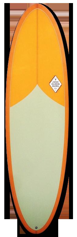 JOSHOLDENBURG-EVODISC JOSH OLDENBURG SURFBOARDS
