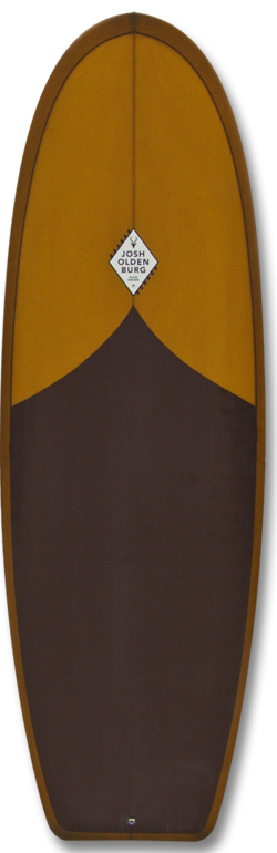 JOSHOLDENBURG-MINISIMMONS JOSH OLDENBURG SURFBOARDS