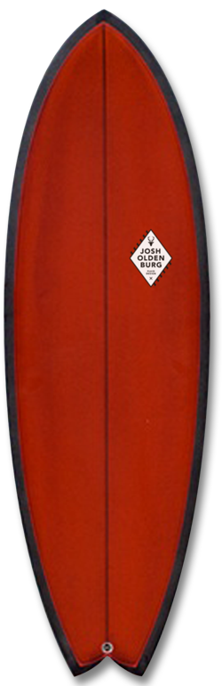 JOSHOLDENBURG-MYSTO JOSH OLDENBURG SURFBOARDS
