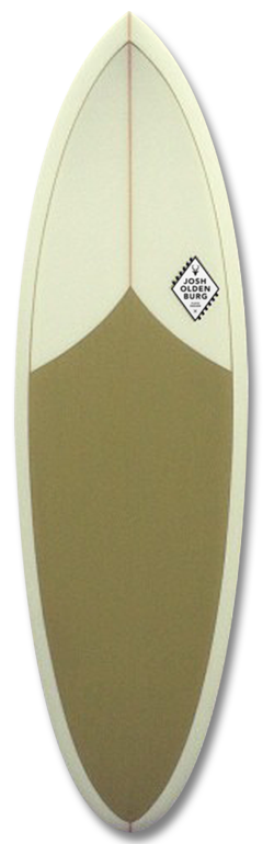 JOSHOLDENBURG-SPEEDISC JOSH OLDENBURG SURFBOARDS