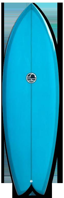 MITSVEN-DHFISH MITSVEN SURFBOARDS