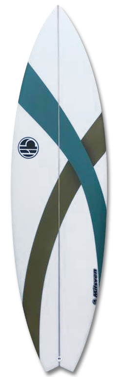 MITSVEN-HH2-SWALLOW MITSVEN SURFBOARDS