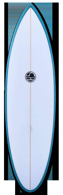 MITSVEN-MTS-ROUND MITSVEN SURFBOARDS