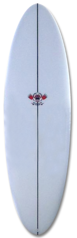 THIRDWORLDEXOTIC-EGGSTACY THIRD WORLD EXOTIC SURFBOARDS