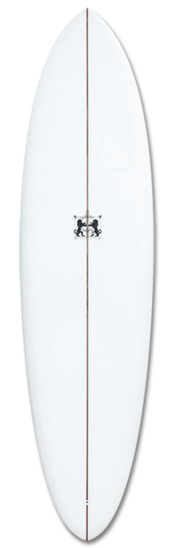THIRDWORLDEXOTIC-HONEYBADGER THIRD WORLD EXOTIC SURFBOARDS