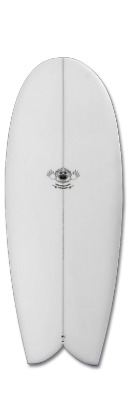 THIRDWORLDEXOTIC-WHITEPONY THIRD WORLD EXOTIC SURFBOARDS