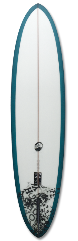 THOMASBEXON-CONVENIENCEMIDLENGHT THOMAS BEXON SURFBOARDS