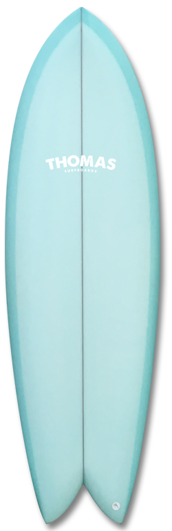 THOMASBEXON-TWINFISH THOMAS BEXON SURFBOARDS